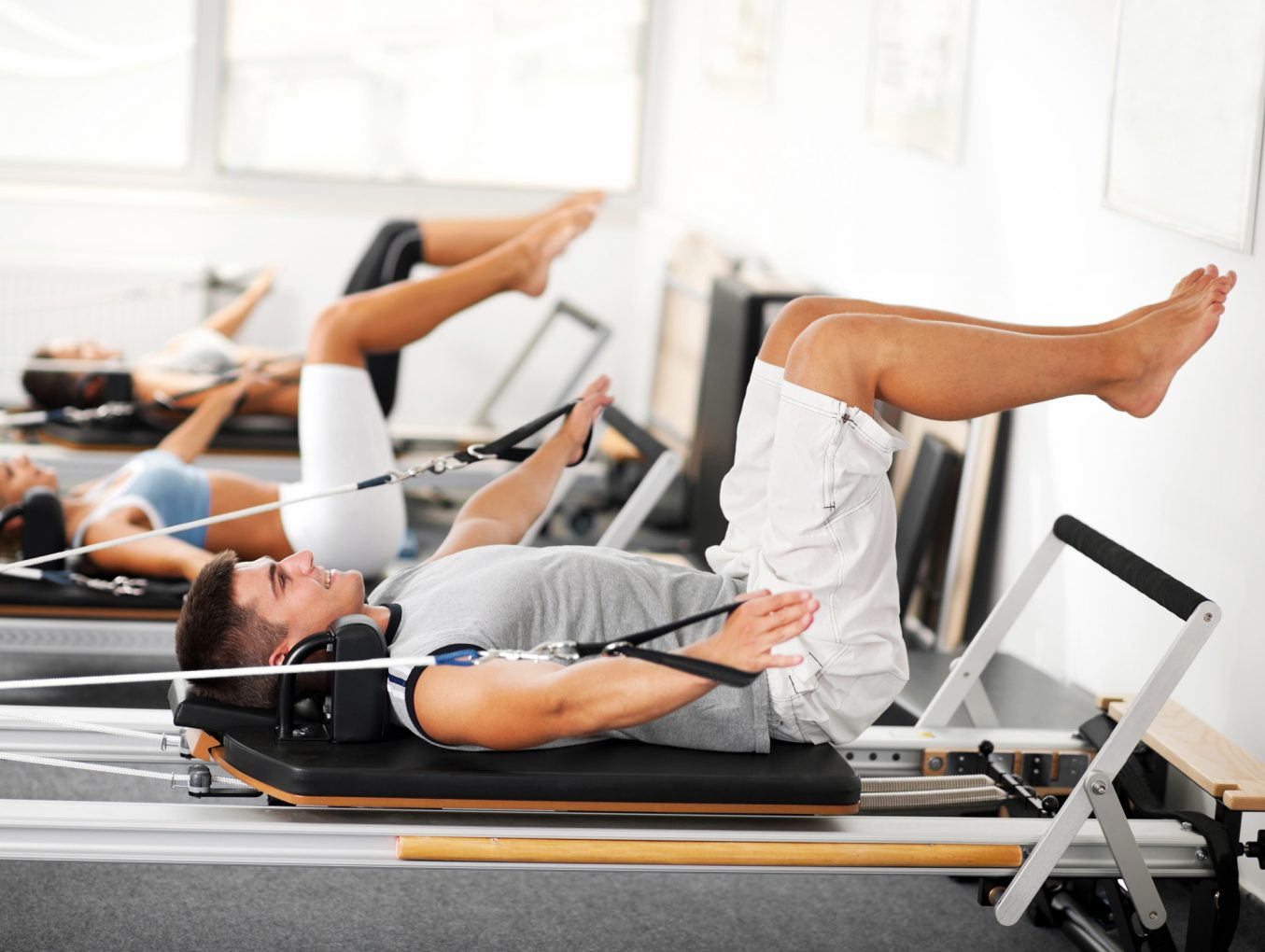 Pilates και αθλητισμός